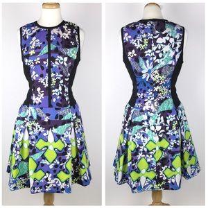 Peter Pilotto for Target Floral Fluffy Skirt Dress